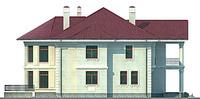 Изображение фасада 2  Проект коттеджа 47-09