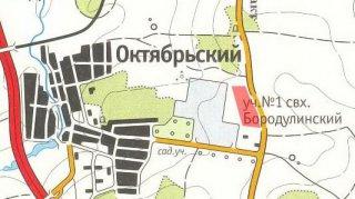 Промышленный участок на Челябинском тракте