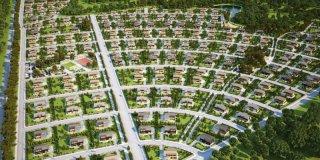 Покупка земельного участка под коттеджный поселок
