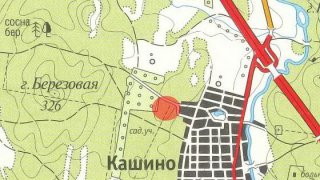 Земля под малоэтажное строительство в Кашино
