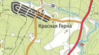 Сельскохозяйственная земля на берегу Чусовой