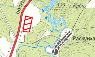 Торфяное месторождение