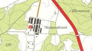 Земля под строительство коттеджей в Первомайском