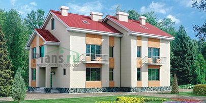 Дома 250-300 м2