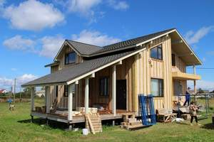 Строительство каркасных домов: на чем нельзя экономить